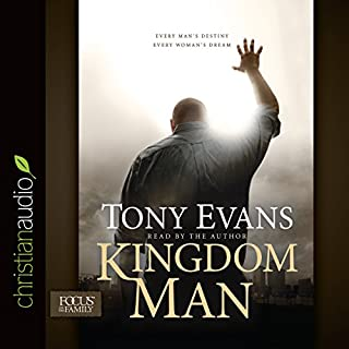 Kingdom Man audiobook cover art