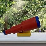 Sunronal Teleskop-Fernrohr Gartenpirat Monokular Teleskop 360 Grad Drehbar Für Spielturm,...
