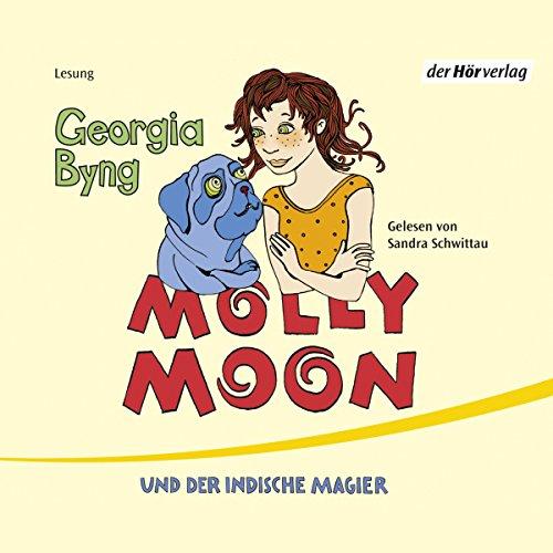 Molly Moon und der indische Magier Titelbild