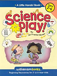science play activity book teach science elementary