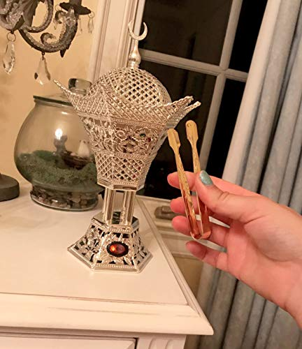 AM Regulator Electric Incense Burner with Adjustable timer and heat setting
