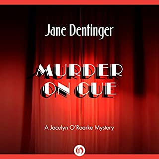 Murder on Cue audiobook cover art