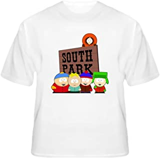 South Park Beginning Cast Sign Funny with Butters Tv T Shirt