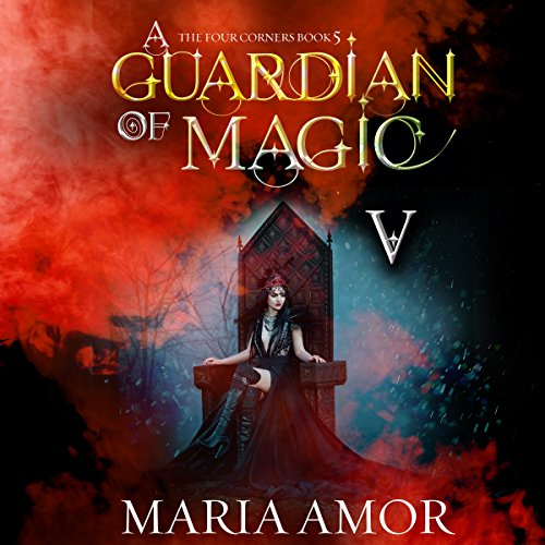 A Guardian of Magic V audiobook cover art