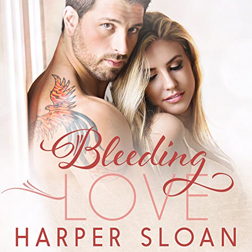 Bleeding Love audiobook cover art