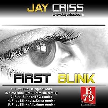 First Blink