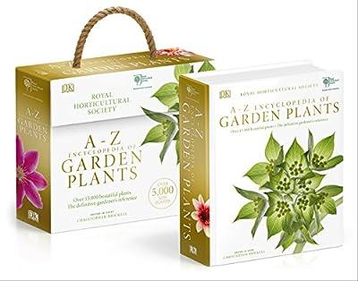 RHS A-Z Encyclopedia of Garden Plants 4th edition by DK