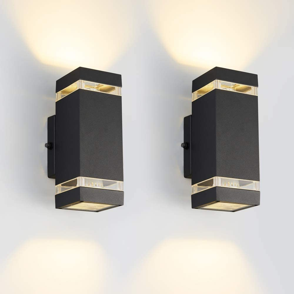 LPINYE Dusk to Austin Mall Cheap mail order sales Dawn Sensor Outdoor Wall Sconce Outsid Lighting