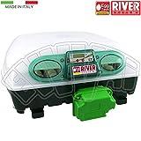 River Systems INCUBATRICE BREVETTATA Professionale Digitale ET49 Automatica [Classe di efficienza energetica A+++]