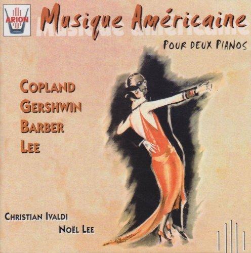 Amerikanische Musik für 2 Klaviere
