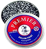 1. Crosman LHP77 .177-Caliber Premier Hollow Point Pellets (500-Count)
