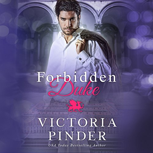 Forbidden Duke audiobook cover art