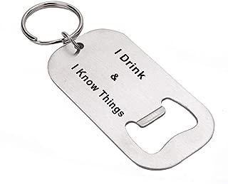diy bottle opener keychain