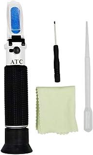 Jiaboyu Digital Portable Coffee Densitometer,Coffee Brix TDS Meter Pocket Coffee Concentration Refractometer