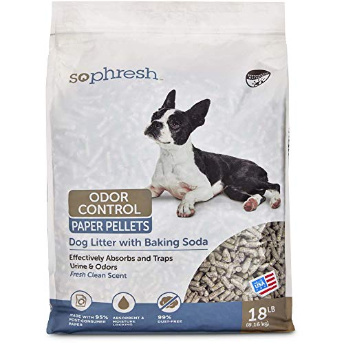 Petco Brand - So Phresh Dog Litter with Odor Control Paper, 18 LB, One Size Fits All