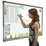 Interaktives elektronisches Whiteboard mit Ultraschall-Funktion, unterstützt Windows OS, Mac OS und...