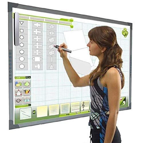 Interaktives elektronisches Whiteboard mit Ultraschall-Funktion, unterstützt Windows OS, Mac OS und Android