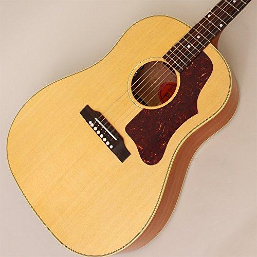 Gibson J-50 VOS Antique Wide X Acoustic-Electric Guitar Honey Burst