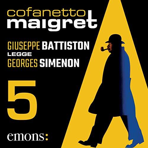 Cofanetto Maigret 5 copertina