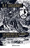Las Montañas de la Locura- Lovecraft nº 01/02: Adaptación de Gou Tanabe (Manga Seinen)