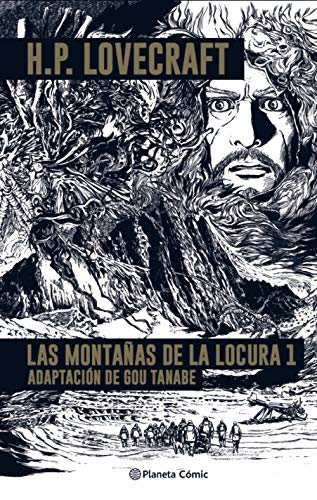 The Mountains of Madness- Lovecraft nº 01/02: Adaptation of Gou Tanabe (Manga Seinen)