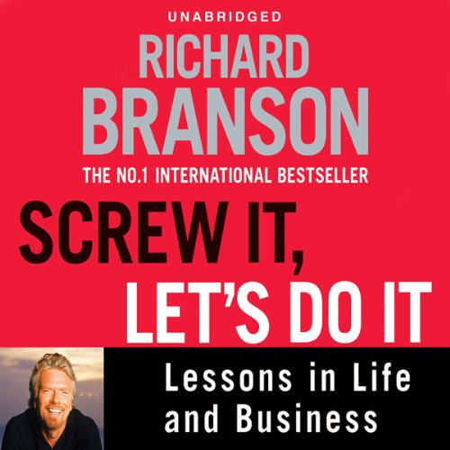 Screw It, Let's Do It audiobook cover art