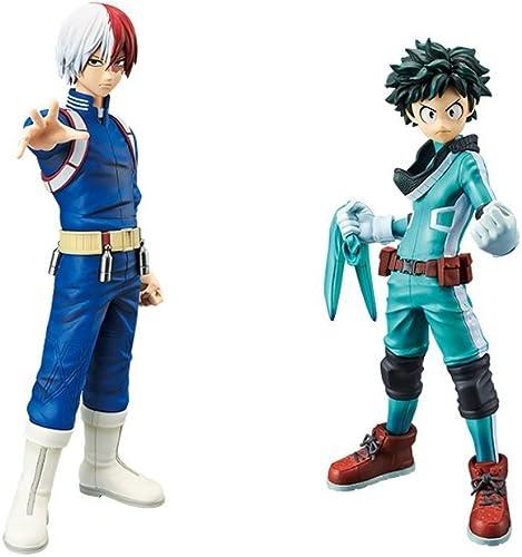 Banpresto My Hero Academia DXF figure No.3 Shouto & Izuku 2 set anime japan
