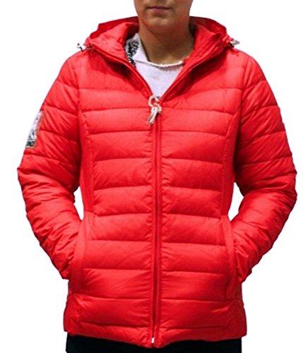 Dolomite - Karakorum SL Damen Daunen Jacke - Rot (L)
