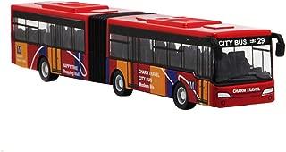 Brave669 Toys for Children Fashion &Children Simulation Shuttle Bus Model Pull Back Toy Desk Decor Birthday, Best Gift for Child