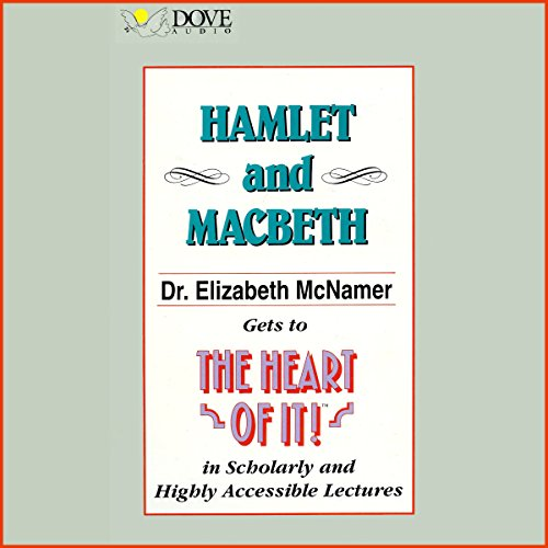 Hamlet and Macbeth audiobook cover art