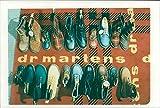 Fotomax Vintage Foto del Dr Martens Futbol
