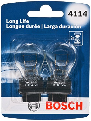 Bosch 4114 Long Life Upgrade Minature Bulb, Pack of 2