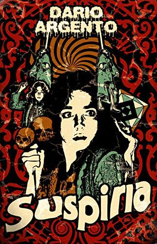 bribase shop Suspiria Movie Poster 1977 Dario Argento Poster 36 inch x 24 inch