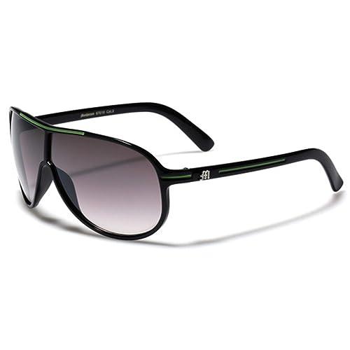 bd8325b531 Manhattan Retro 80s Fashion Unisex Aviator Sunglasses