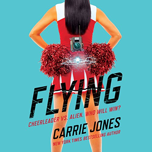 Flying audiobook cover art