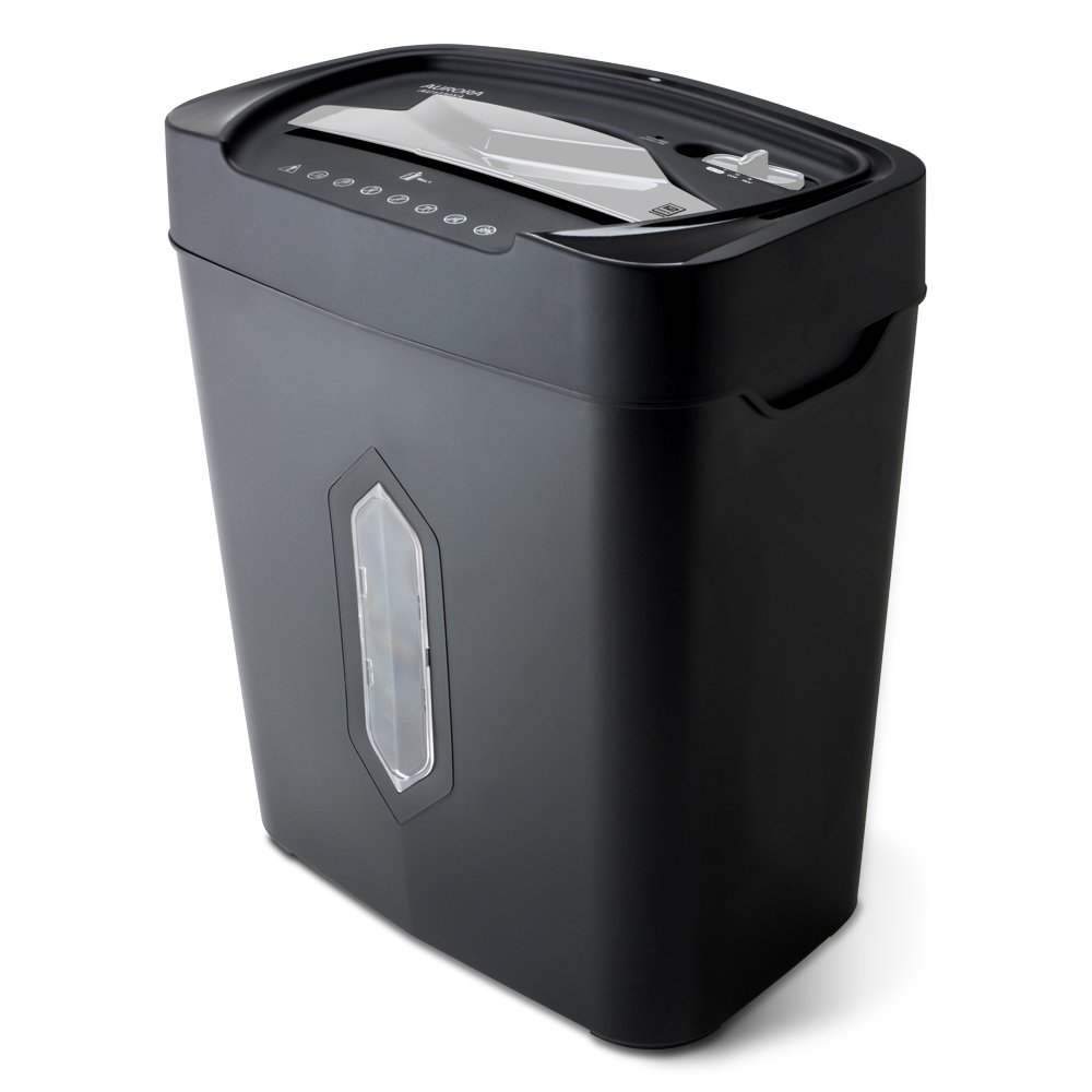 Aurora AU1230XA Anti Jam 5 2 Gallon Wastebasket