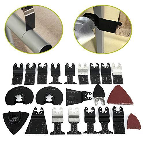 sierra de cuchillas multiherramienta de corte Azulejos de acero con alto contenido de carbono cuchillas multiherramienta corte universal pisos laminados para máquina multiherramienta