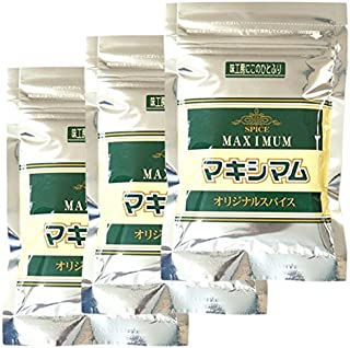 マキシマム (120g×3)〔チャック付〕/詰め替え用