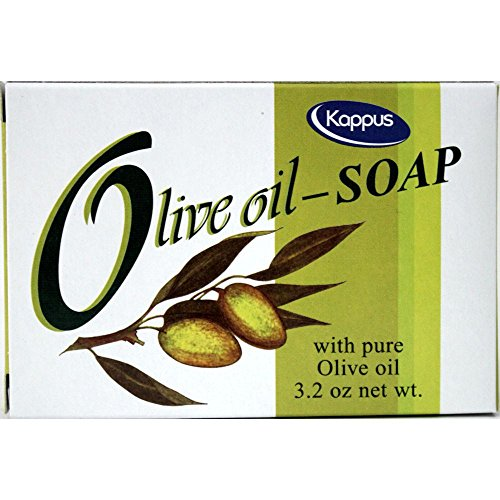 Kappus Olivenöl Seife, 100g