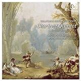 モーツァルト : クラリネット五重奏曲 | 弦楽四重奏曲 第15番 (Wolfgang Amadeus Mozart : Clarinet Quintet | String Quartet K.421 / Arcanto Quartett, Jorg Widmann (clarinet)) [輸入盤・日本語解説付]
