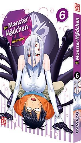 Die Monster Mädchen - Band 06
