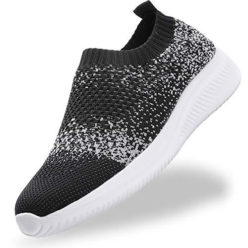 Gaatpot Chaussure de Course pour Femme Sneaker...