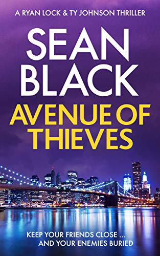 Avenue Of Thieves by Sean Black ebook deal