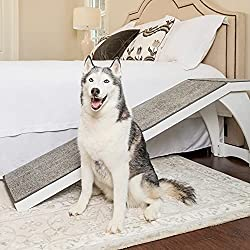 PetSafe Dog Ramps for access to the bed