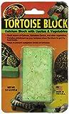 Zoomed Tortoise Calciumblock Kalzium Knabberblock groß / Kaktus-Gemüsemi  (1 x 142 g)