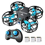SNAPTAIN H823H Mini Drone Enfant 21 Mins Autonomie 3 Batteries Avion...
