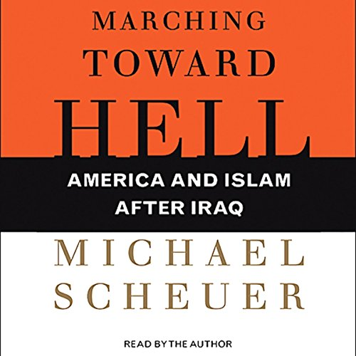Marching Toward Hell audiobook cover art