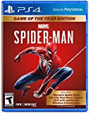 SonyPS4 Marvel's Spiderman: Game of The Year Edition PS4