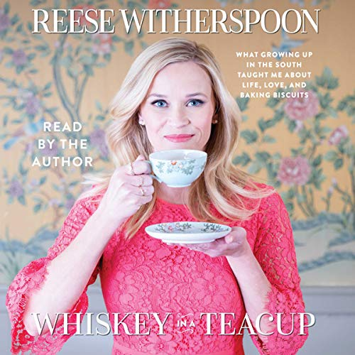 Page de couverture de Whiskey in a Teacup