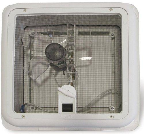 Fiamma Turbo Vent 28 Dachhaube - 28 x 28 - weiß